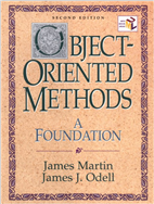 Object-Oriented Methods A Foundation